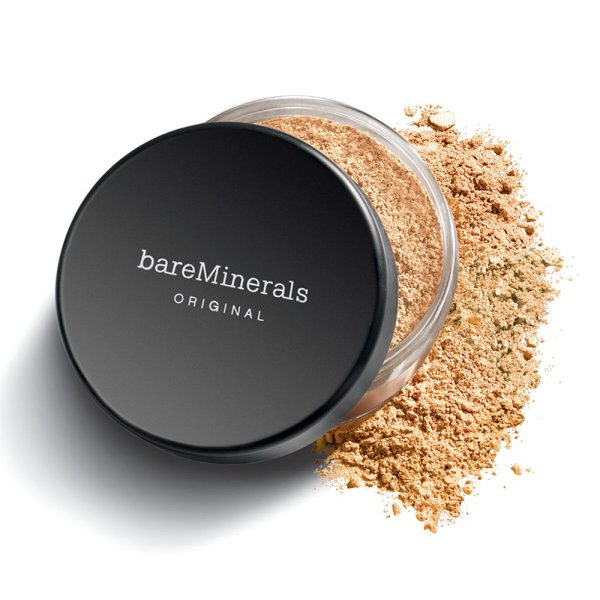 Bare Minerals Original Foundation Broad Spectrum SPF15.  Available in 2 sizes €22 (2g) €29(8g)