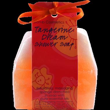 Shower Soap with Built in Sponge Tangerine Dream €6