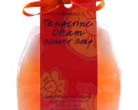 Shower Soap with Built in Sponge Tangerine Dream €6