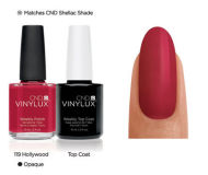 CND Vinylux Hollywood #119 €12