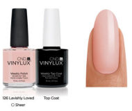 CND Vinylux Lavishly Loved #126 €12