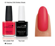 CND Vinylux Lobster Roll #122 €12