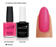CND Vinylux Pink Bikini #134 €12