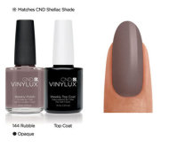 Cnd Vinylux Weekly Polish Beauty Couture Ireland