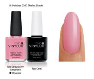 CND Vinylux Strawberry Smoothie #150 €12
