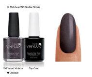 CND Vinylux Vexed Violette #156 €12