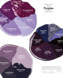 Morgan Taylor COLOUR CHART Purples €12