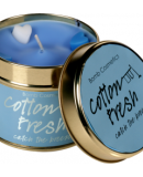 Cotton Fresh Tinned Candle €10