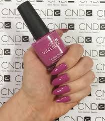 CND Vinylux Garden Muse Collection Crushed Rose #188 €12