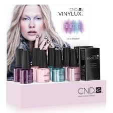 CND Vinylux Aurora Collection 2015 €12