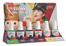 Gelish Little Miss Nutcracker Collection €150