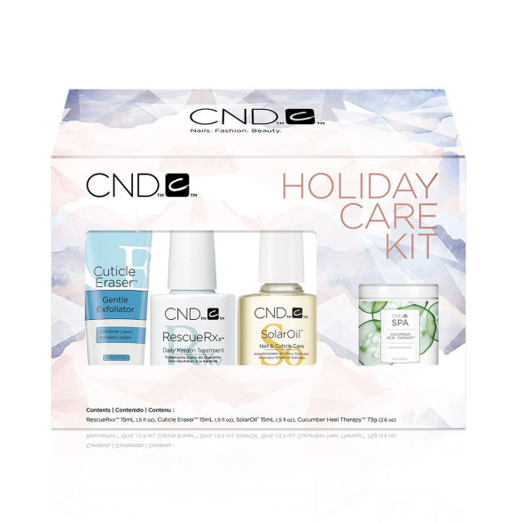 CND Holiday Care Gift Set Worth €76.45 €60