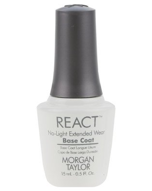 Morgan Taylor React Base Coat 15ml €14
