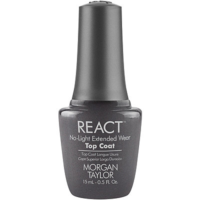Morgan Taylor React Top Coat 15ml €14