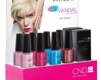 CND Vinylux Art Vandal Spring Collection 2016 €12