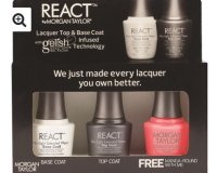 Morgan Taylor React Set with Free Manga Round with Me €28