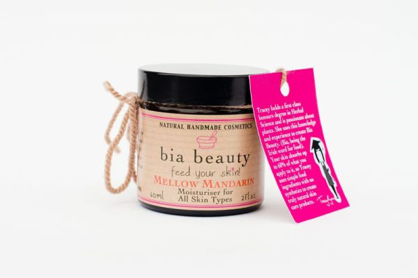 Bia Beauty Mellow Mandarin Moisturiser-For all Skin types €16.95