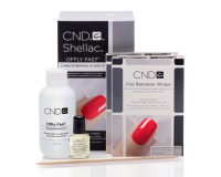 CND Shellac 8 Minute Removal & Care Kit Offly Fast €15.95