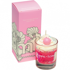 Ripple-licious Piped Candle €14.95