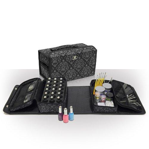 Roo Beauty Nail Polish Storage Case Croc Black €19.95