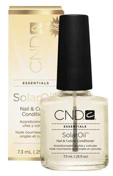 CND Solar Oil €8/€15