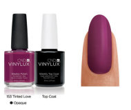 CND Vinylux Tinted Love #153 €12