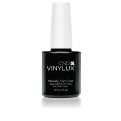 CND Vinylux Topcoat €12