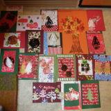 Printing Classes - Christmas theme