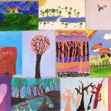 Watercolours & Gouache Class 7-9 year olds