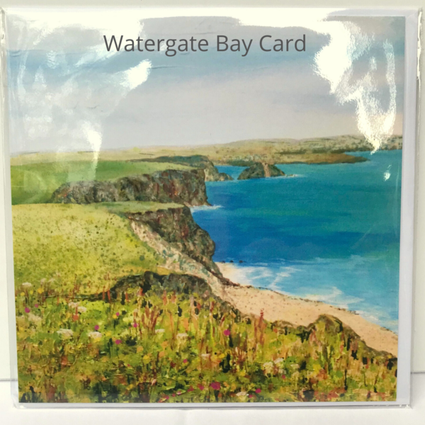 Watergate Bay Cornwall Kernow
