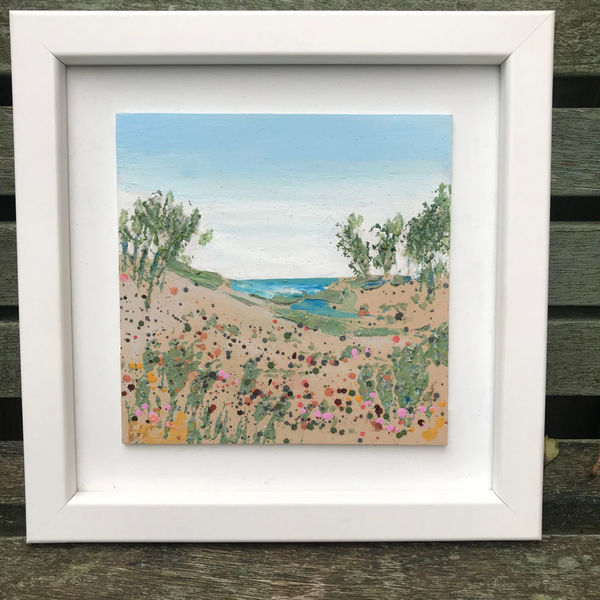 Tiny Sand Dune image size approximately 14.5cm square Was £79 during January Sale £49