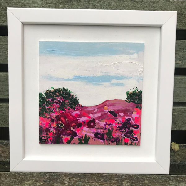 Near The Beach image size approx 14.5cm square was £79 during January Sale £49