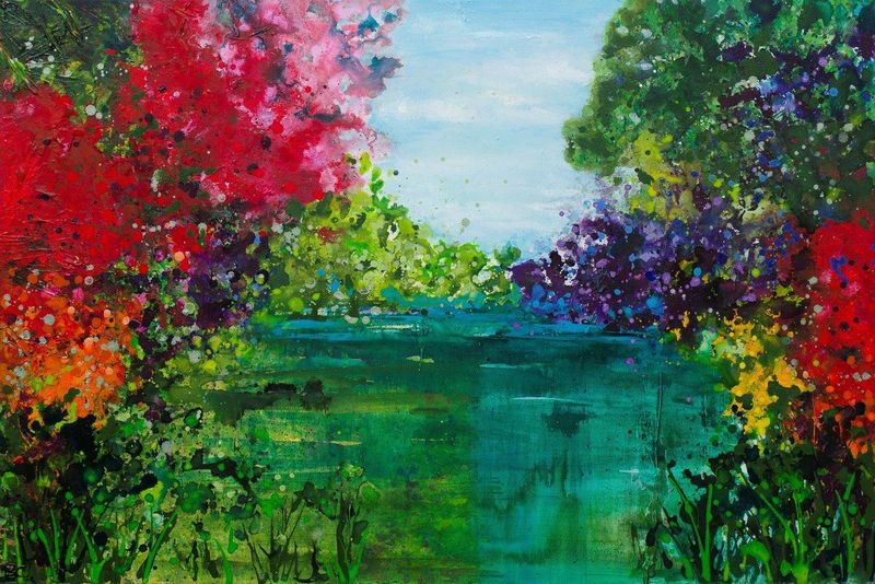 Shallow Water Giclee Print