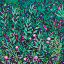 Grasses Becca Clegg colourful