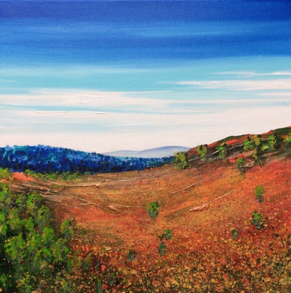 Rolling Hills: Thursley