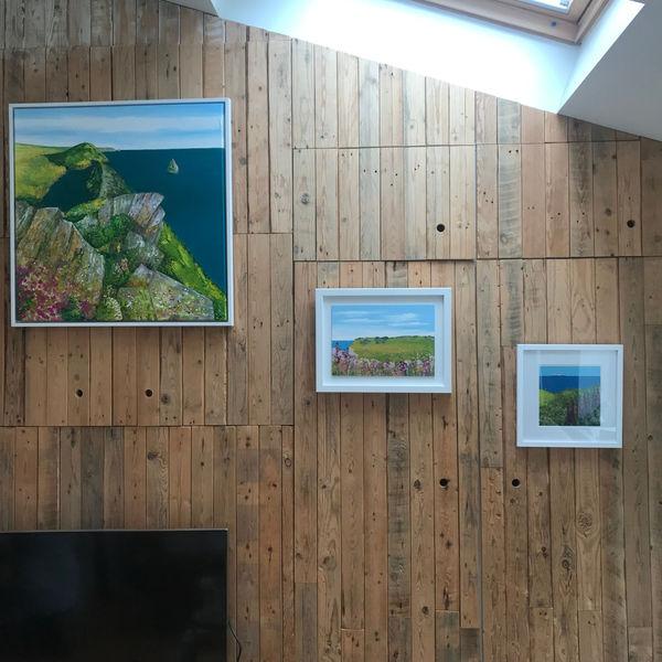 Open Studio 2019 Becca Clegg Boscastle