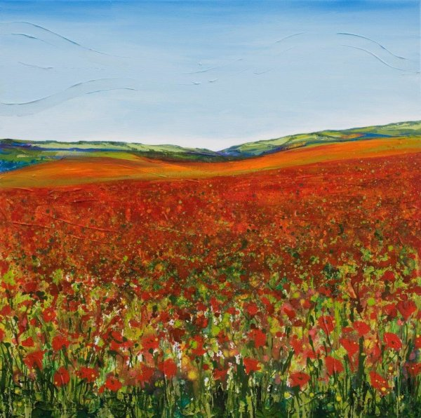 Poppyfield Limited Edition Giclee print