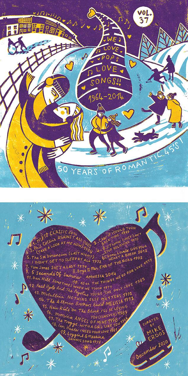 We Love Pop Love Songs!!
