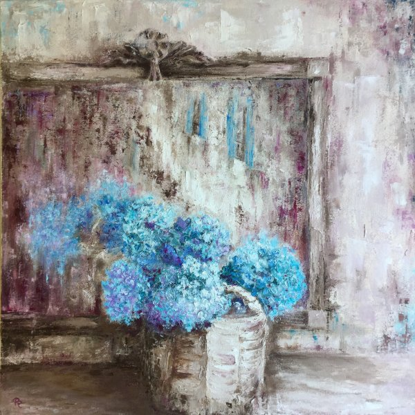 The Blue Shutters SOLD