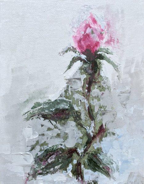 Ice Rose #2