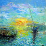 Anchored at Sunset SOLD