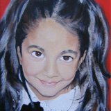 Little Girl with Lace Collar SOLD