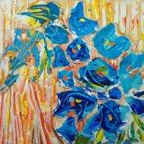 Flora Bella Blue