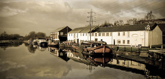 'By the Canal'