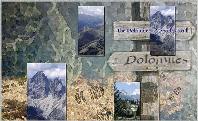 AV Show 3rd:  Dolomites