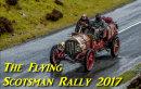 Third equal:  Flying Scotsman Rally