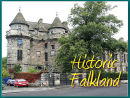 Audio Visual Presentation Winner:  Historic Falkland