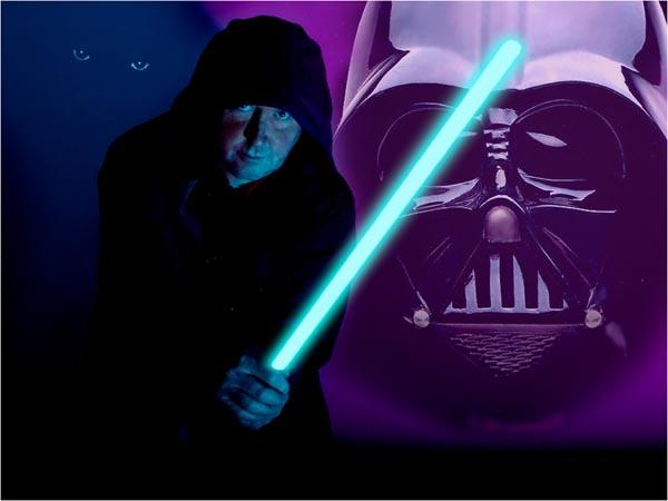 Third Place:  Light Sabre (Star Wars)