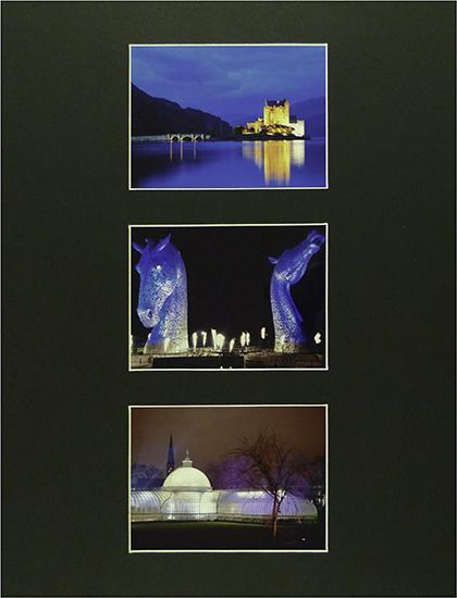 Three Print Third Place:  Nightshift Tourism