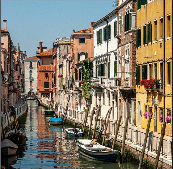 Third: Venice Canal